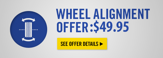 Wheel Alignment Coupon in Denton, TX